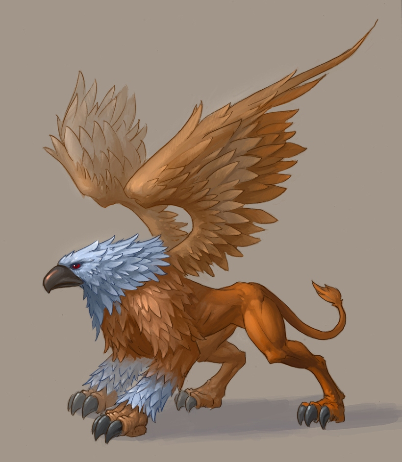 HOMM5_Haven_Creature_Griffin