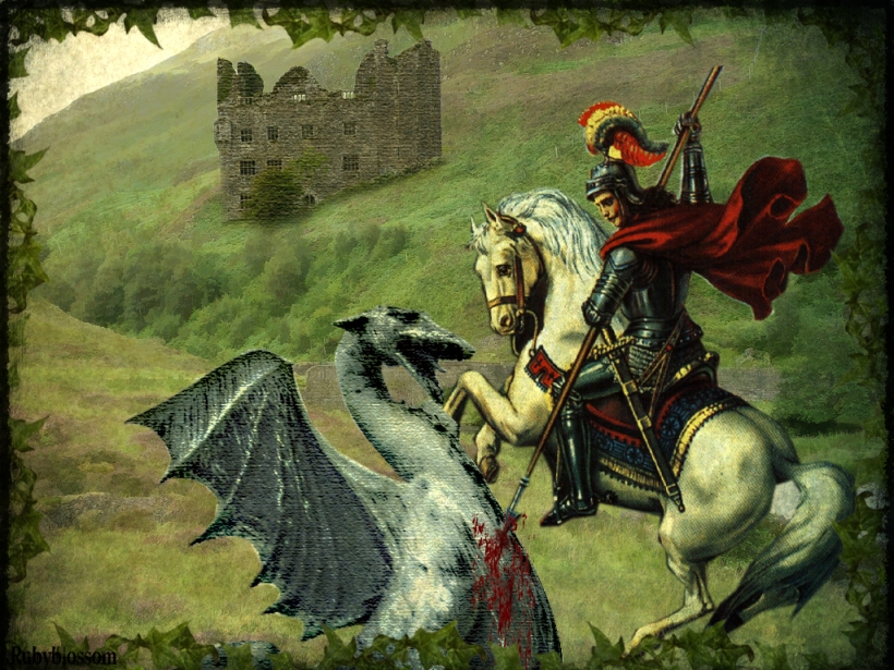 St George and the Dragon 2