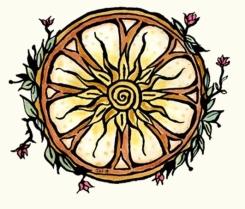 wheel of year deb