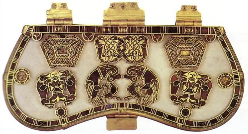 Sutton Hoo purse